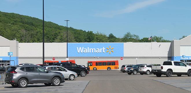 Bradford Walmart RideATA Service 2020 - Bradford ERA