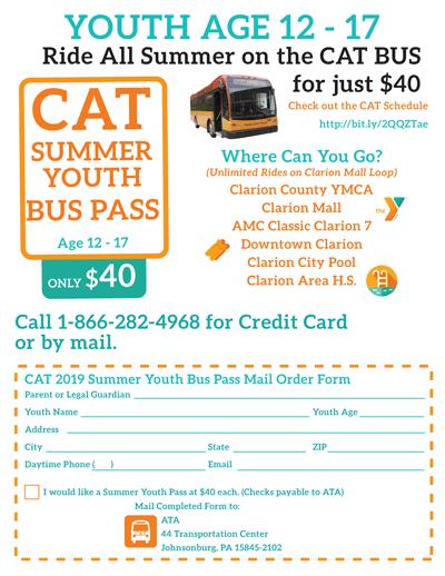 CAT YOUTH PASS ADD 2019