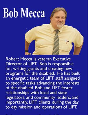 Bob Mecca Profile