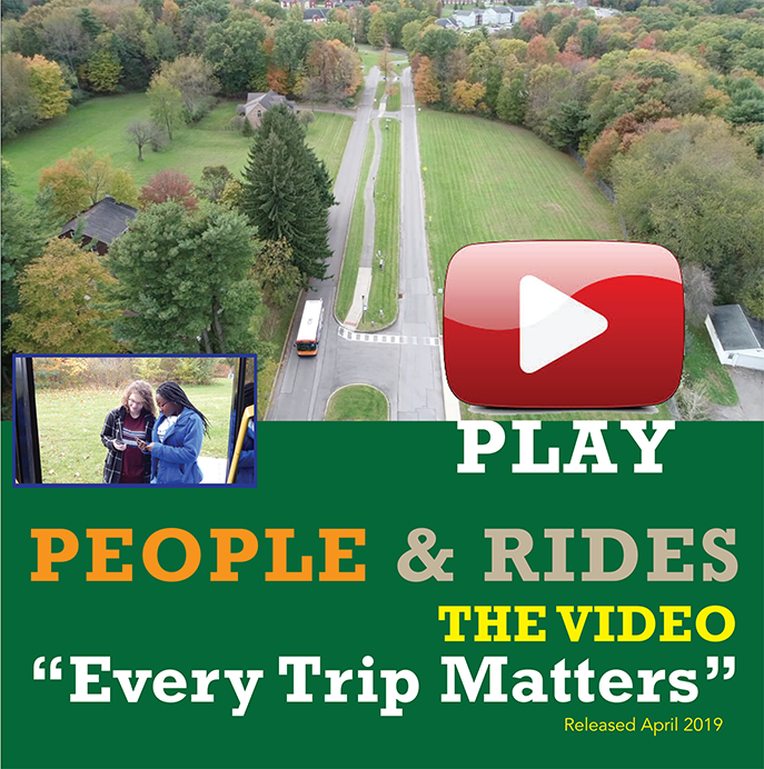 Every Trip Counts Video Graphic