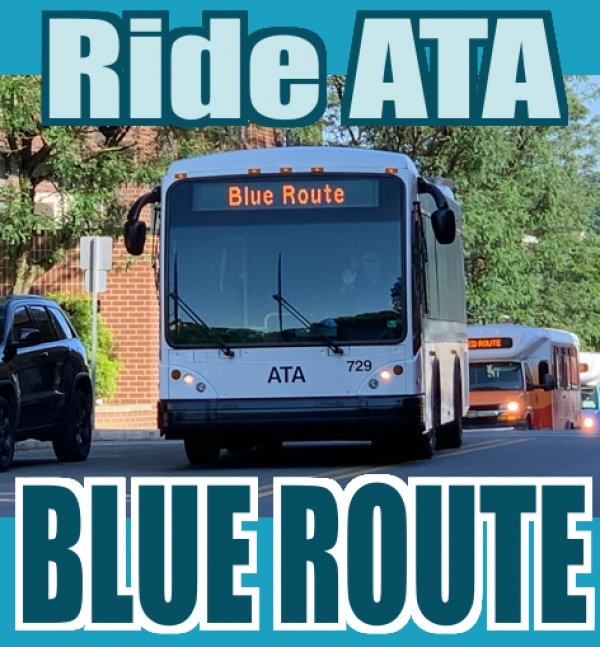 DuBois Area Blue Route - Retail