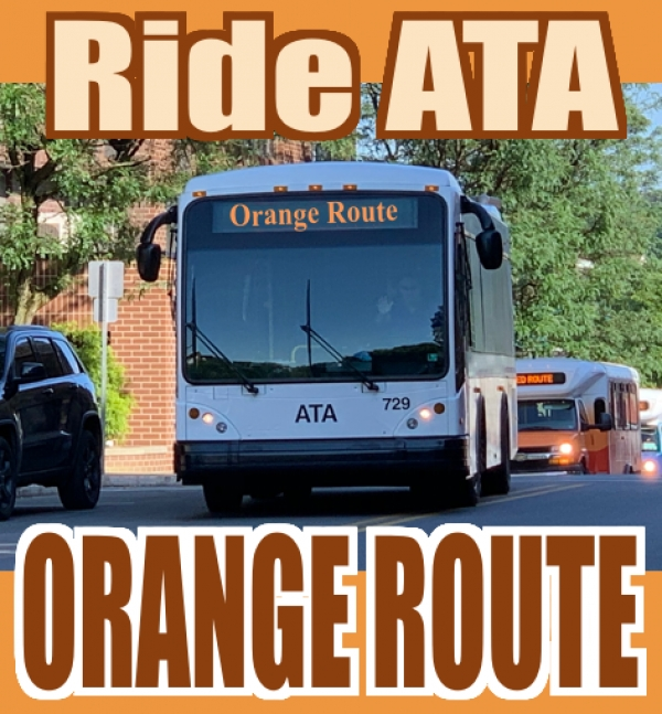 DuBois Area Orange Route - East Side - Walmart
